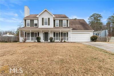 Powder Springs Single Family Home For Sale: 3364 Hannah Ct