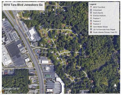 Jonesboro Residential Lots & Land For Sale: 6510 Tara Blvd