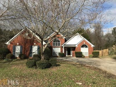 Conyers Single Family Home For Sale: 1705 NE Nottingham Way