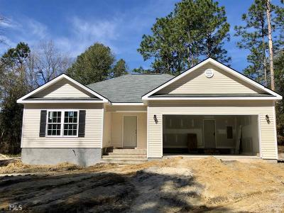 Statesboro Single Family Home For Sale: 312 Wire Grass Ct #1