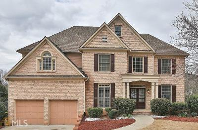 Johns Creek Single Family Home Under Contract: 12270 Stevens Creek