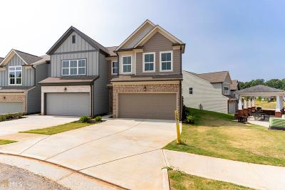 Winder Single Family Home For Sale: 43 Wisteria Ct #B7
