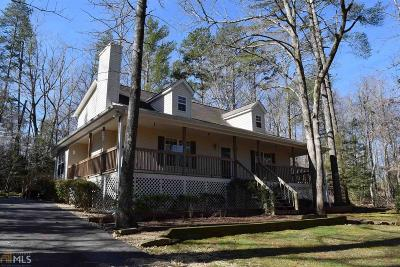 White County Single Family Home Under Contract: 159 Waterfall Dr