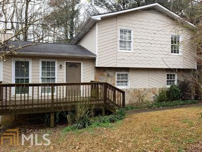 Duluth Single Family Home Under Contract: 2520 Landington Way