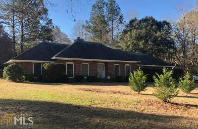 Statesboro Single Family Home For Sale: 121 Hazelwood Dr