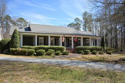 Griffin Single Family Home Under Contract: 1892 Carver Rd