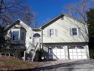 Powder Springs Single Family Home Under Contract: 75 Breckenridge Ln
