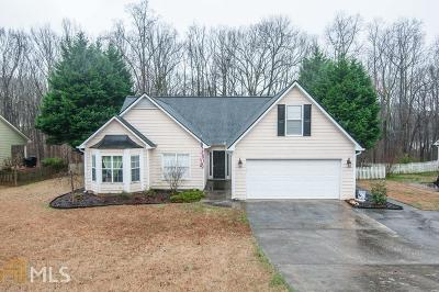 Dacula Single Family Home Under Contract: 695 Flintlock Dr