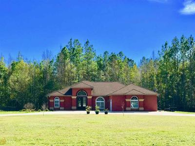 Woodbine Single Family Home Under Contract: 515 Serenity Farms Rd