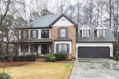 Snellville Single Family Home For Sale: 3892 Laurel Bend Ct
