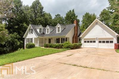 Cumming Single Family Home For Sale: 606 Pine Lake Dr