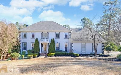 Roswell Single Family Home For Sale: 12015 Magnolia Crescent Dr