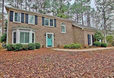 Peachtree City Single Family Home For Sale: 202 Walnut Grove Rd