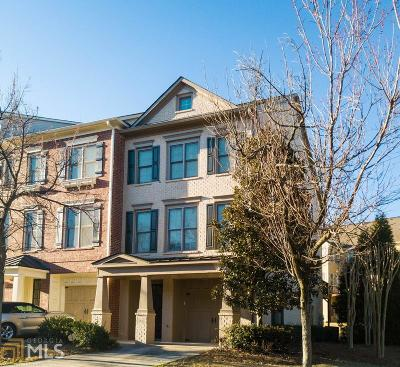 Mableton Condo/Townhouse Under Contract: 6414 Queens Court Trce #7
