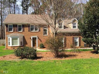 Peachtree City Single Family Home For Sale: 111 Marks Style