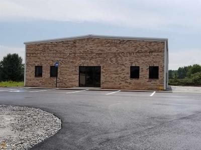 Griffin Commercial For Sale: 413 Odell Industrial Way #4