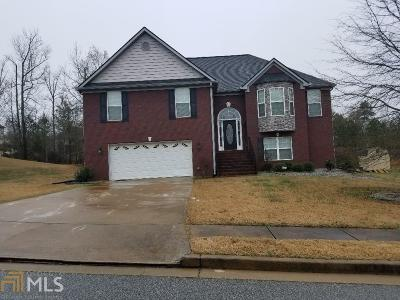Conyers Single Family Home For Sale: 2096 Jessica Way