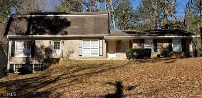 Stone Mountain Single Family Home For Sale: 4099 Central Dr
