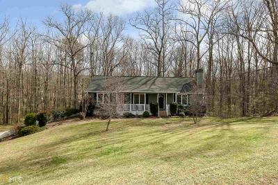 Newnan Single Family Home For Sale: 64 River Park Way