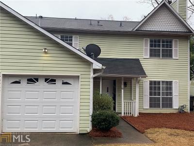 Norcross Condo/Townhouse Under Contract: 1076 Heathmoor Ct