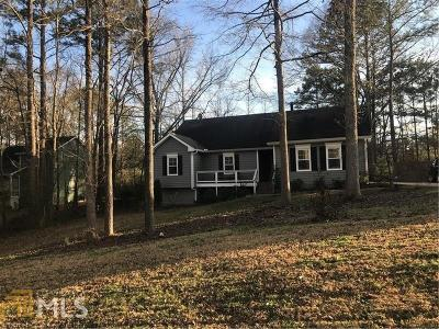 Hiram Single Family Home Under Contract: 122 Township Dr