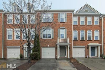 Norcross Condo/Townhouse Under Contract: 6357 Views Trce