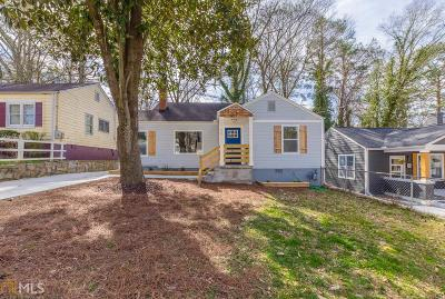 Westview Single Family Home Under Contract: 1760 N Olympian