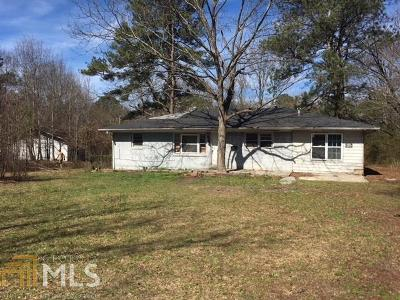 Rockdale County Single Family Home For Sale: 1157 NW Beth Ln