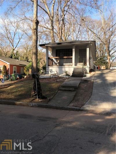 Oakland City Single Family Home For Sale: 1289 Bridges Ave
