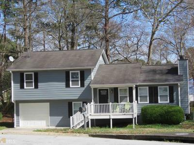 Powder Springs Single Family Home Under Contract: 3240 Valley Vw #23
