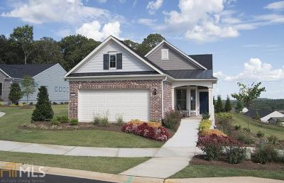 Hoschton Single Family Home For Sale: 5638 Maple Bluff Way