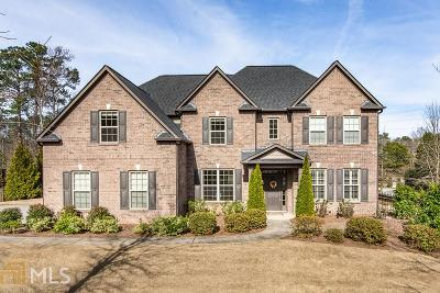 Roswell Single Family Home Under Contract: 1010 Ashley Manor Dr