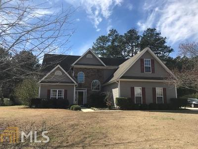 Griffin Single Family Home Under Contract: 122 Rolling Hill