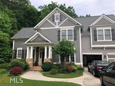 Kennesaw Single Family Home Under Contract: 840 Registry