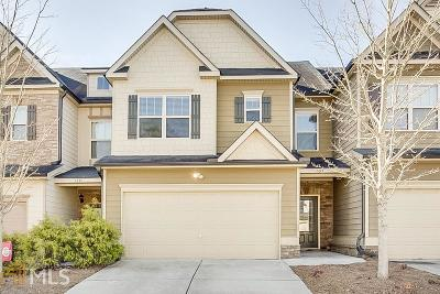 Kennesaw Condo/Townhouse For Sale: 1593 Silvaner Ave