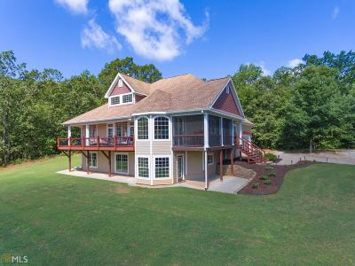 Martin Single Family Home Under Contract: 163 Shorecrest Dr