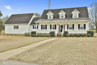 Fayetteville Single Family Home For Sale: 431 Hampton Rd #19.5 Ac