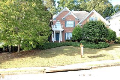 Dacula Single Family Home For Sale: 3348 Greens Ridge Ct