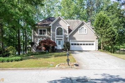 Stone Mountain Single Family Home For Sale: 504 Mosswood Shoals