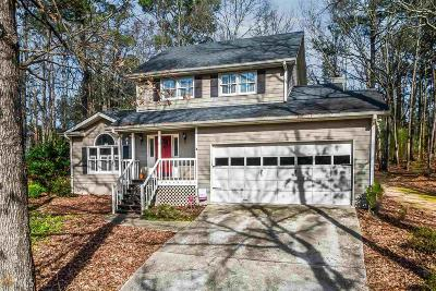 Monroe, Social Circle, Loganville Single Family Home Under Contract: 2180 Huntington Dr