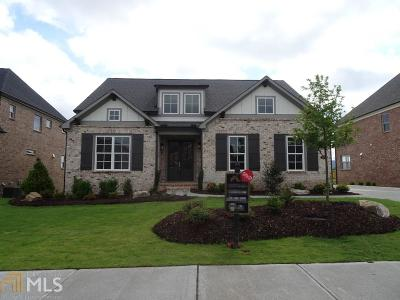 Forsyth County Single Family Home Under Contract: 3345 Carmichael Dr