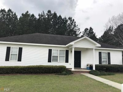 Statesboro Single Family Home For Sale: 2002 Talons Lake Dr