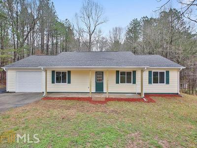 Newnan Single Family Home For Sale: 1227 J D Walton Rd