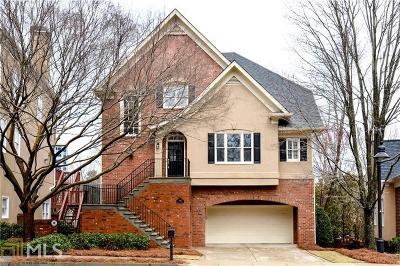 Brookhaven Single Family Home For Sale: 1082 Fairway Estates