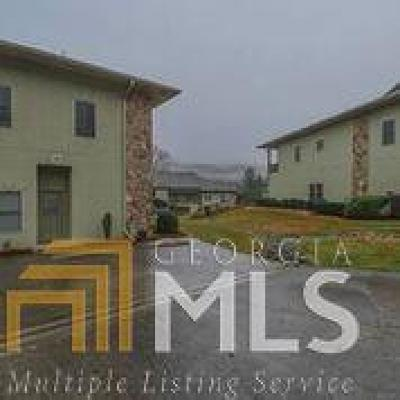 Towns County Condo/Townhouse For Sale: 1726 Watercrest Way #Bldg 6 U