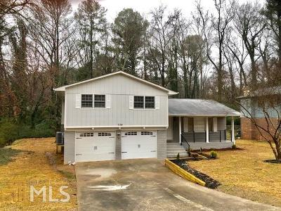 Stone Mountain Single Family Home For Sale: 724 San Miguel Dr