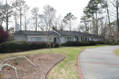Troup County Single Family Home For Sale: 321 Lane Cir