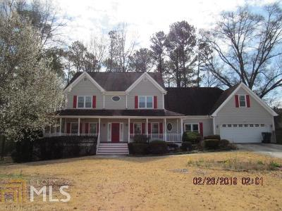 Snellville Single Family Home Under Contract: 3902 Laurel Bend Ct