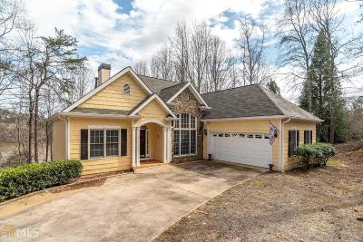 Gainesville Single Family Home For Sale: 3044 Stillwater Dr