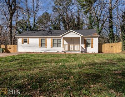 Sylvan Hills Single Family Home For Sale: 1825 Evans Dr